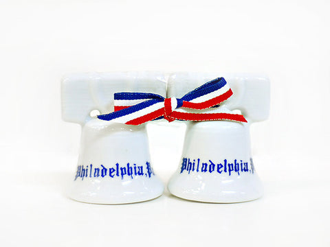 Liberty Bell Salt & Pepper Set