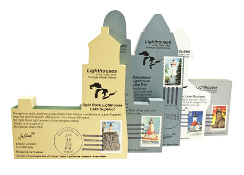Postage Stamp Lighthouse Series Limited Edition