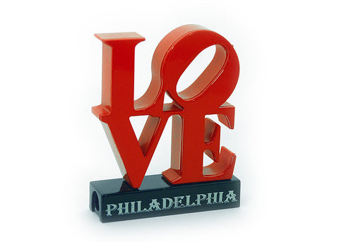 LOVE Philadelphia Pencil Sharpener(All Metal) #A