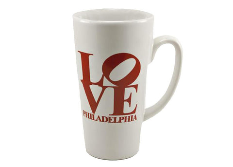LOVE Latte 18 Oz Mug