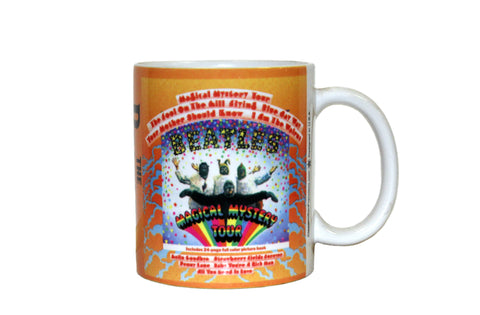 The Beatles Magical Mystery Tour 12 oz Mug