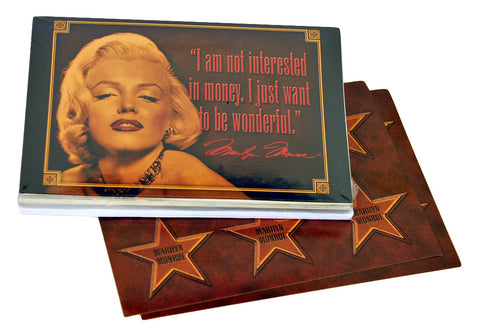 Marilyn Monroe Stationary Set