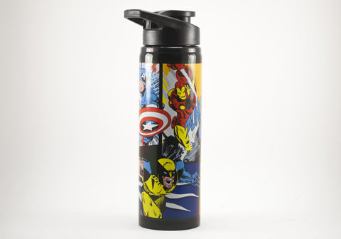 Marvel Comic 24 oz Stainless Steel Water Bottle