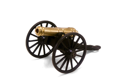 "Revolutionary War French 24 Pounder Field Gun  5-1/4"" Long"