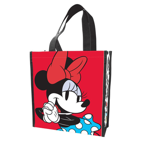 Minnie Mouse Recycled Shopper Tote
