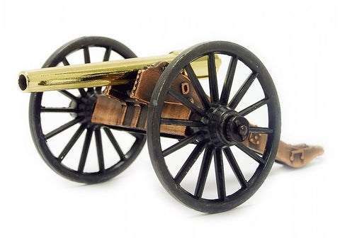 Revolutionary War 1857 Napoleon Cannon with Parrott Barrel