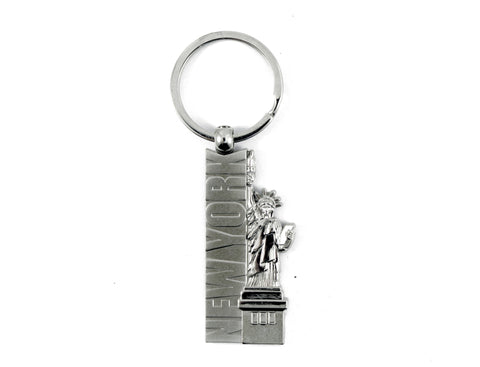 New York Statue of Liberty Keychain