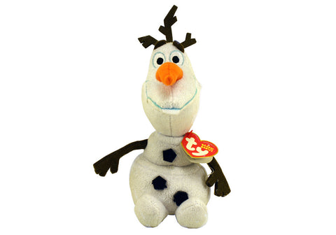 Disney Frozen Olaf Ty Small Plush