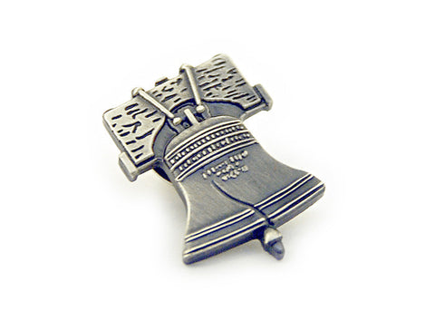 Liberty Bell  Pewter Lapel Pin