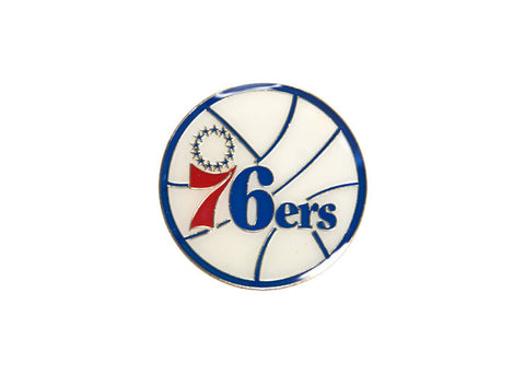 Philadelphia 76ers Collectible Pin