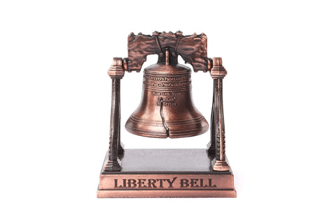 "Liberty Bell on Stand-- 3 3/8"" L x  2 5/8"" W x 4"" H"