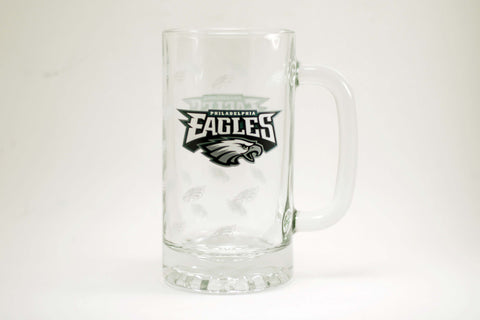 Philadelphia Eagles Logo Beer Mug