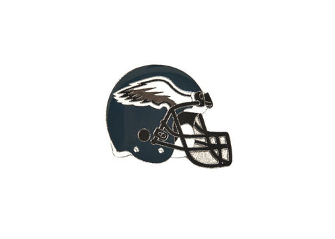 Philadelphia Eagles Helmet Collectible Pin