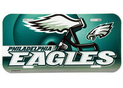 Philadelphia Eagles License Tag