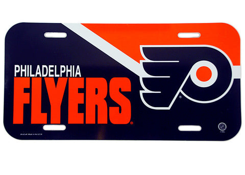 Philadelphia Flyers License Tag