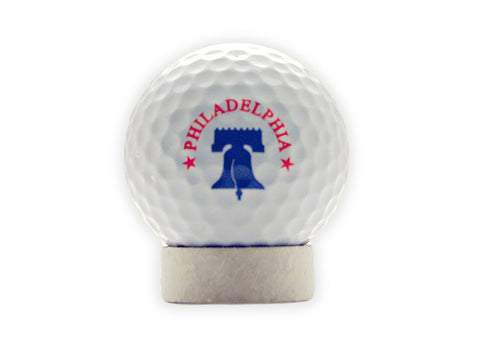 Liberty Bell Golf Ball