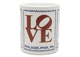 Philadelphia 3-Icon Mug