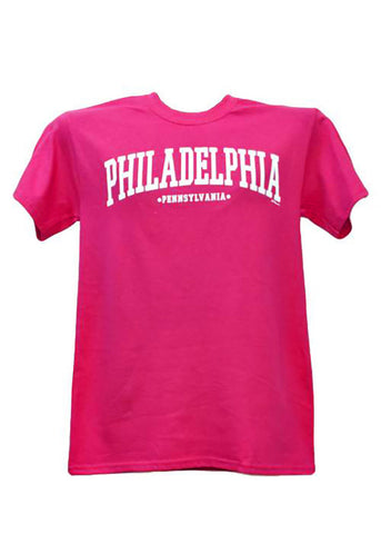 Philadelphia Pennsylvania T-Shirt (8 Colors Available)