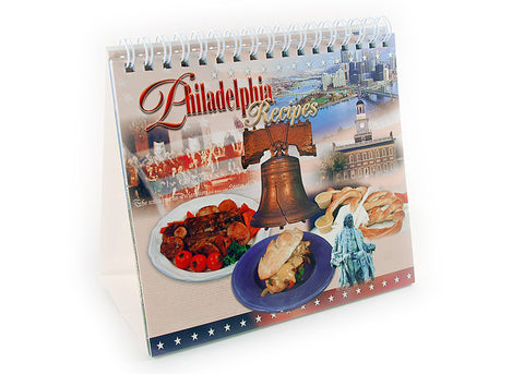 Philadelphia Recipes Book