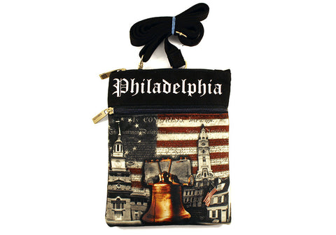 Philadelphia Landmarks Full-Color Swingpack