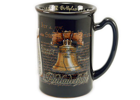 Liberty Bell & Independence Hall Tall Mug
