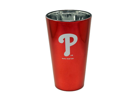 Philadelphia Phillies Aluminum Glass