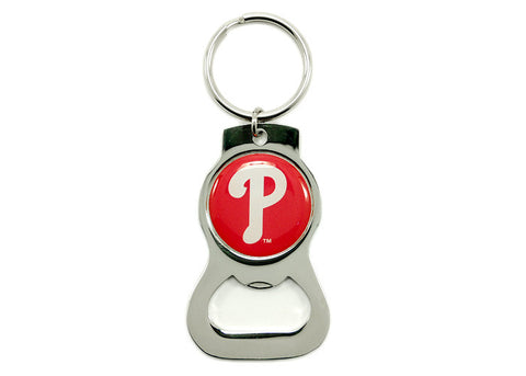 Philadelphia Phillies Bottle Opener Keychain