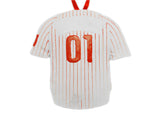 Phillies Jersey Ornament