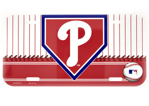 Philadelphia Phillies License Tag