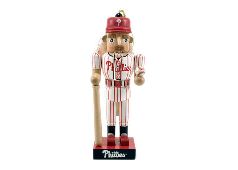Phillies Nutctracker Ornament