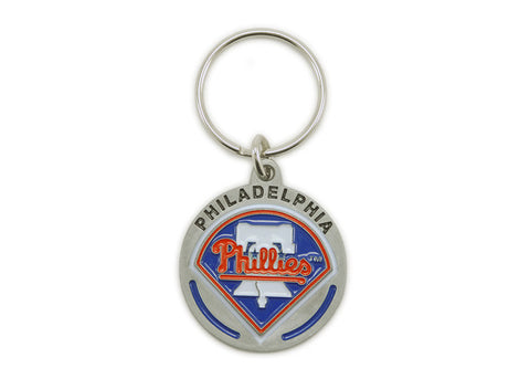 Philadelphia Phillies Pewter Keychain