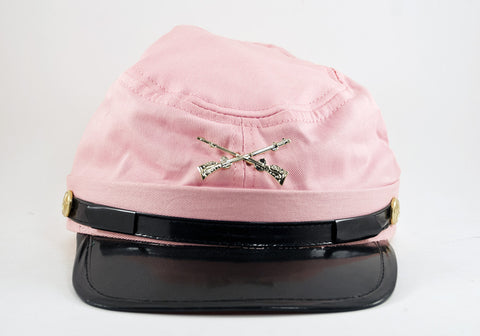 Civil War Union Cotton Cap (Pink)
