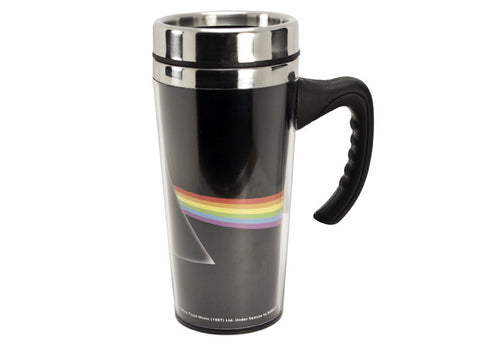 Pink Floyd Dark SideTravel  Mug with Handle