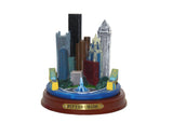 Pittsburgh City Skyline Color 3D Figurine