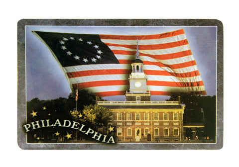Philadelphia Independence Hall Playing Cards