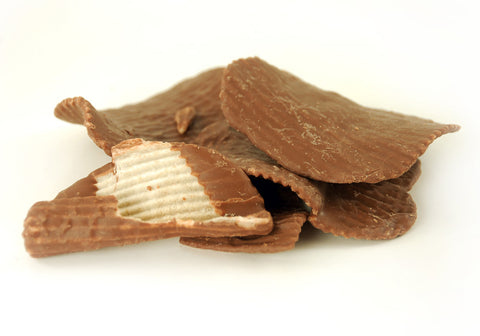 Asher's Milk Chocolate Covered Potato Chips