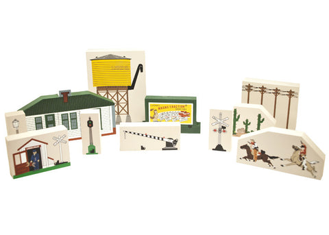 Train Set Accessories (11-Piece Set)