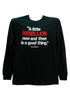 "Thomas Jefferson ""A Little Rebellion is a Good Thing"" Long- Sleeves Shirt (3 colors)"