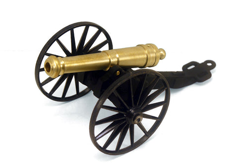 "Revolutionary War 24 Pounder Field Gun 7"" Long"