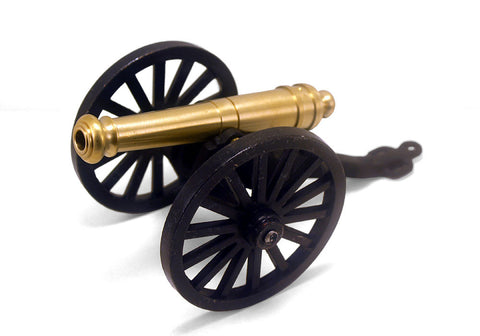 "Revolutionary War 24 Pounder Field Gun 8 -1/4"" Long"