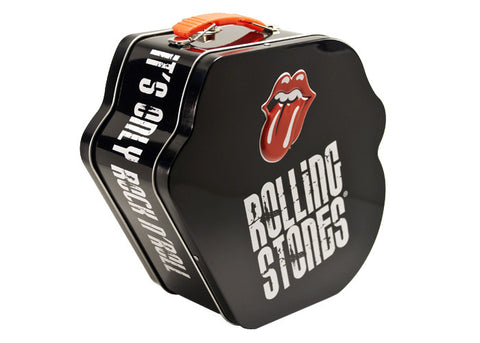 The Rolling Stones Die Cut Tin Tote