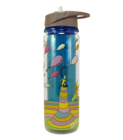 Dr. Seuss Oh! The Places You'll Go 18 oz Water Bottle