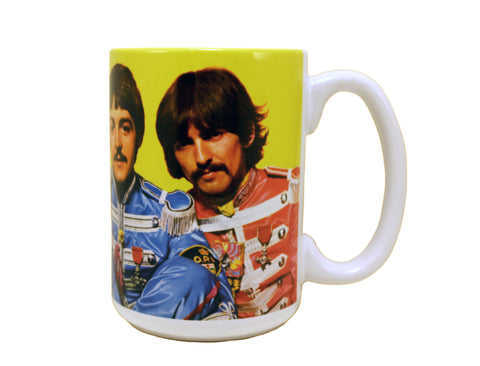The Beatles Sgt. Pepper's Lonely Hearts Club Band 15 oz  Mug