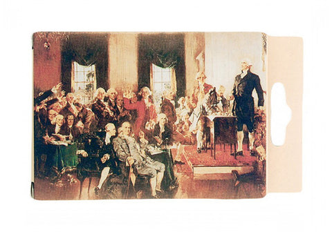 The Signing of Declaration Playing Cards