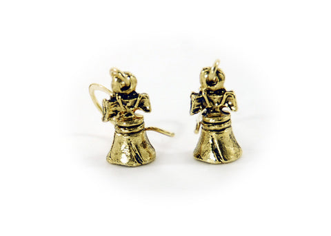 Liberty Bell Small Earrings