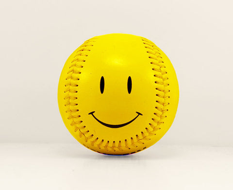 Smiley Face Baseball