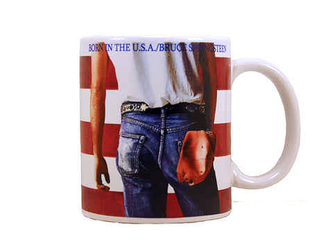 Bruce Springsteen Born in the USA 12 oz Mug
