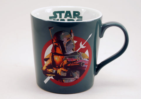 Star Wars Boba 12 oz Mug