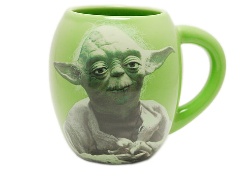 Star Wars Yoda 18 oz Mug