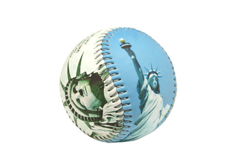 Statue of Liberty Baseball